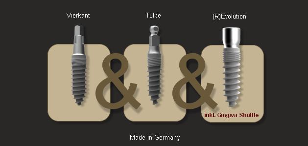tri implantata